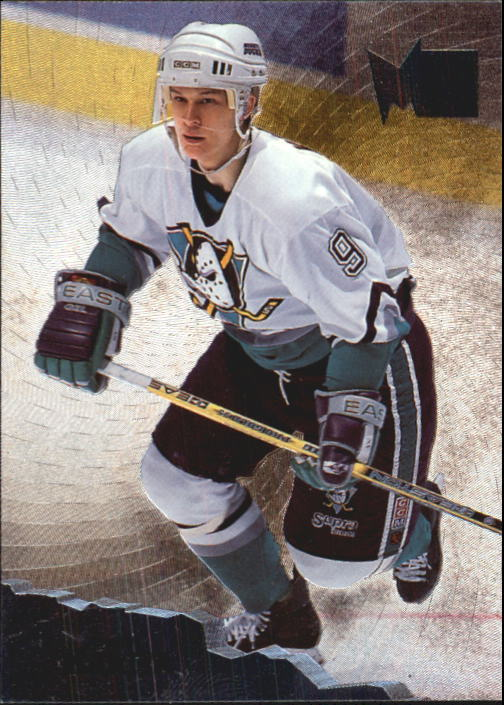 1995-96 Metal #2 Paul Kariya