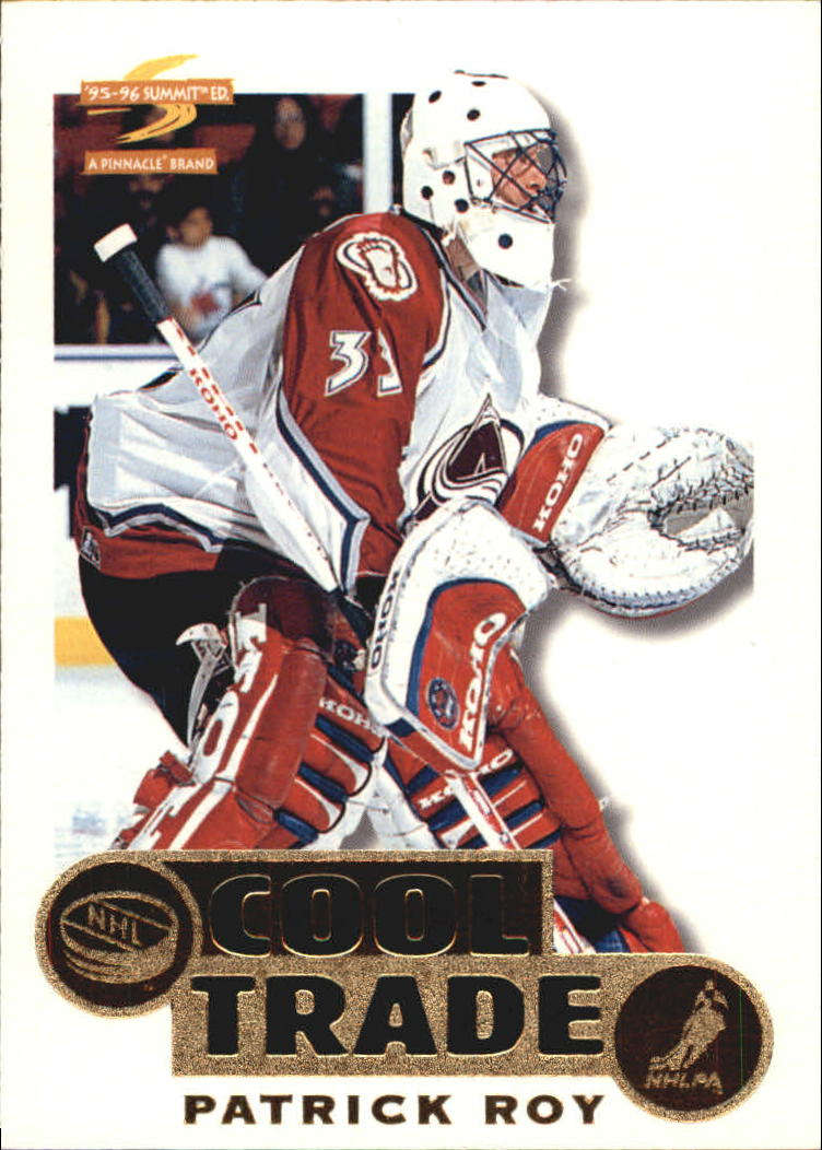 1995-96 NHL Cool Trade #16 Patrick Roy