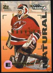 1995-96 NHL Cool Trade #RP18 Martin Brodeur