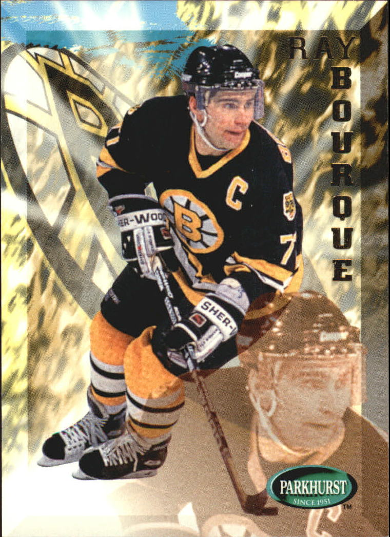 1995-96 Parkhurst International #11 Ray Bourque