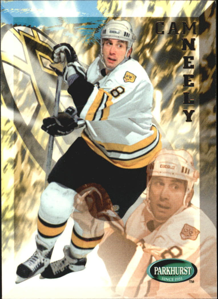 1995-96 Parkhurst International #12 Cam Neely