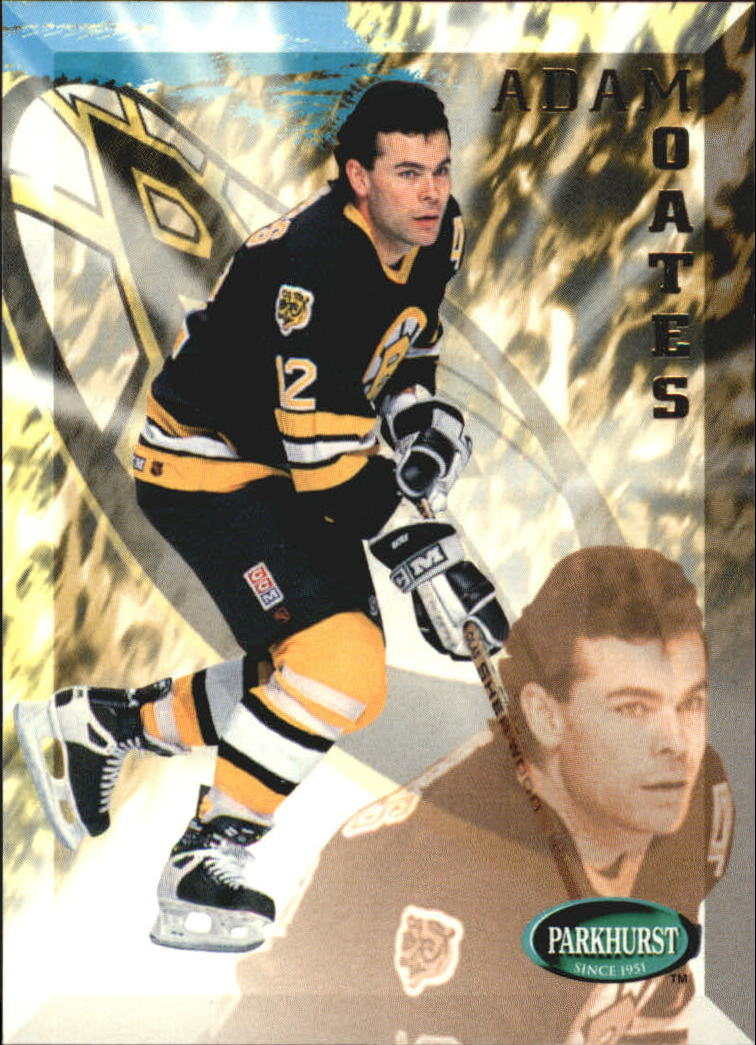 1995-96 Parkhurst International #16 Adam Oates