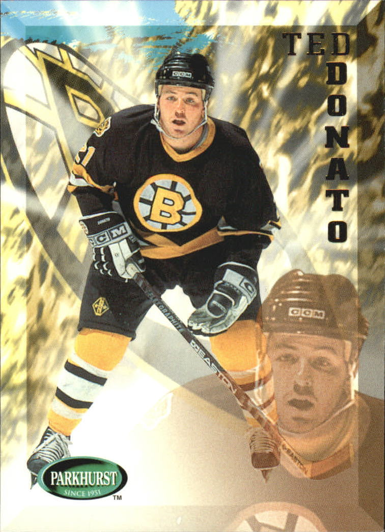 1995-96 Parkhurst International #17 Ted Donato