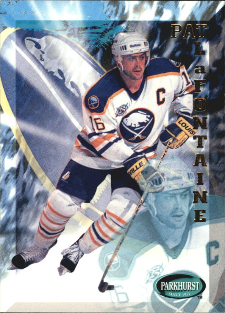 1995-96 Parkhurst International #20 Pat LaFontaine