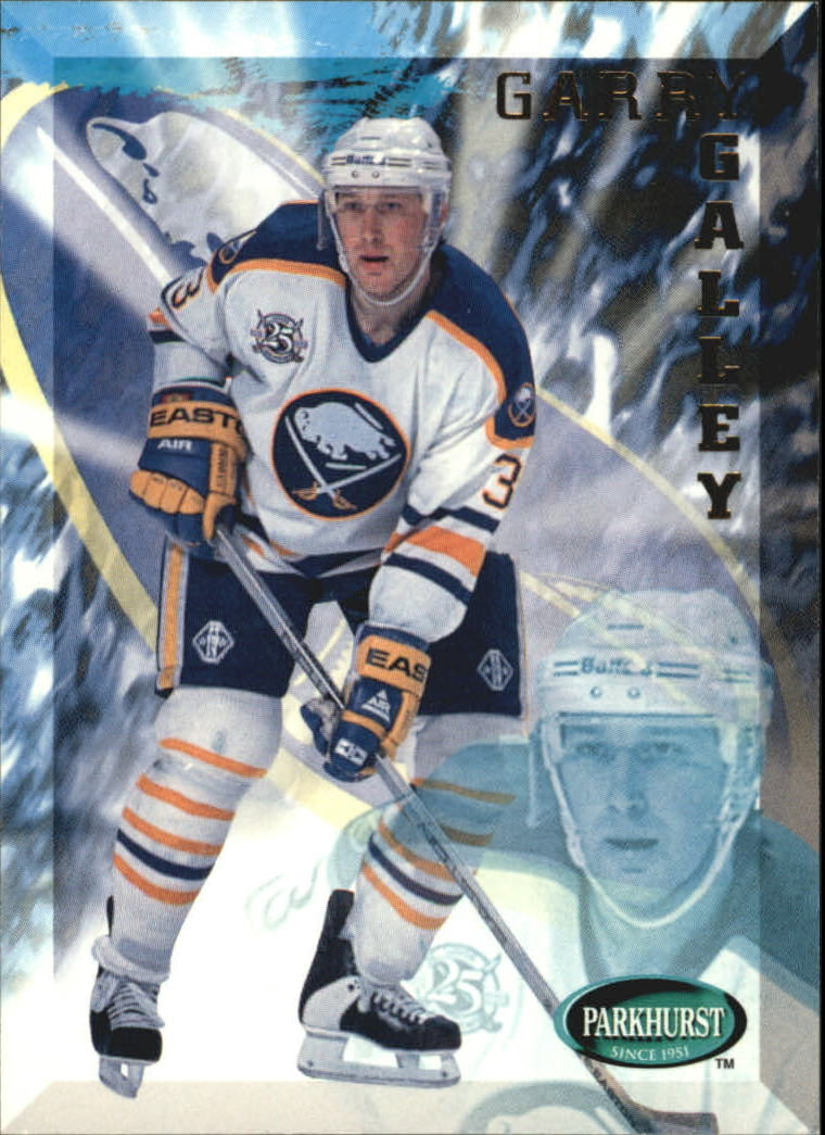 1995-96 Parkhurst International #21 Garry Galley