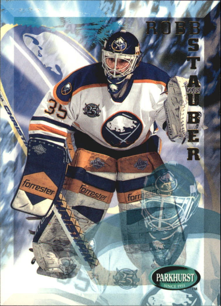 1995-96 Parkhurst International #25 Robb Stauber