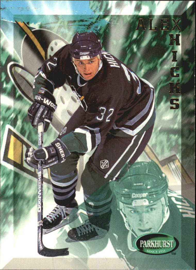 1995-96 Parkhurst International #271 Alex Hicks
