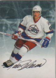 1995-96 Parkhurst International #NNO2 T.Selanne AU/2500