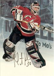 1995-96 Parkhurst International #NNO3 M.Brodeur AU/1500