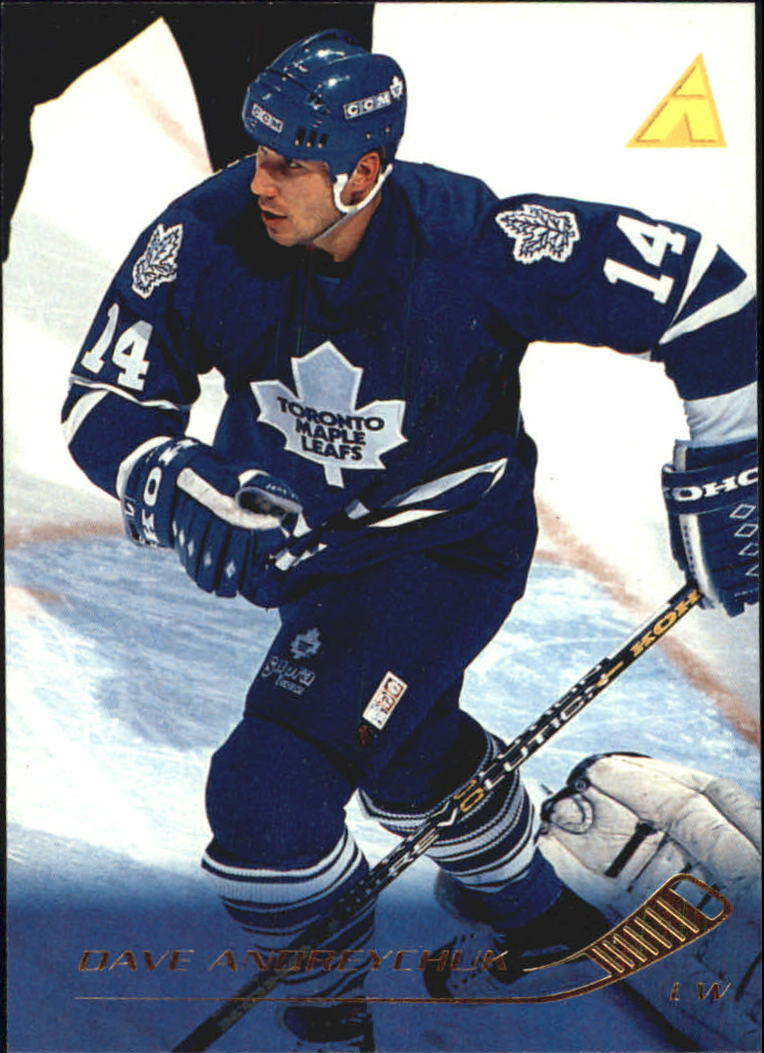 1995-96 Pinnacle #31 Dave Andreychuk