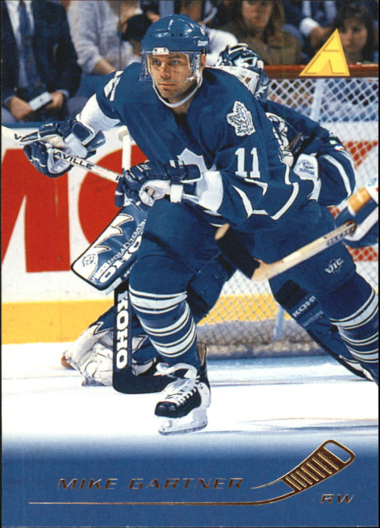 1995-96 Pinnacle #75 Mike Gartner