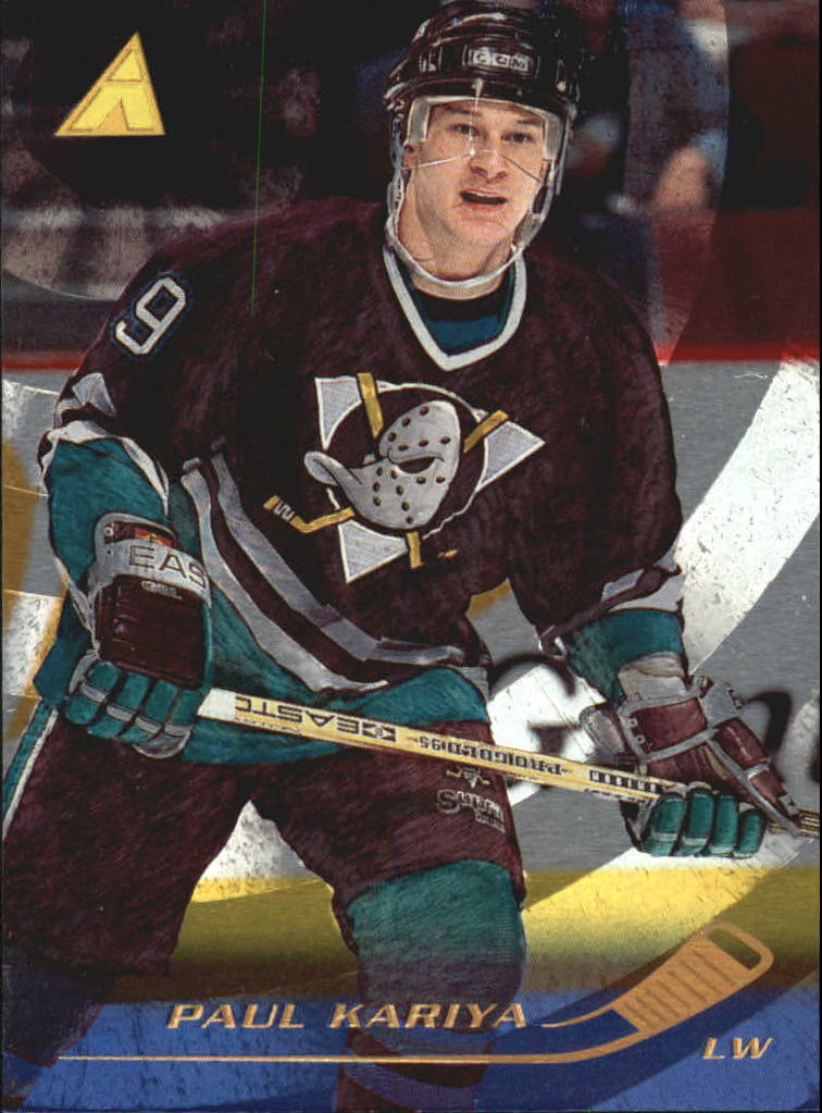 1995-96 Pinnacle Rink Collection #2 Paul Kariya