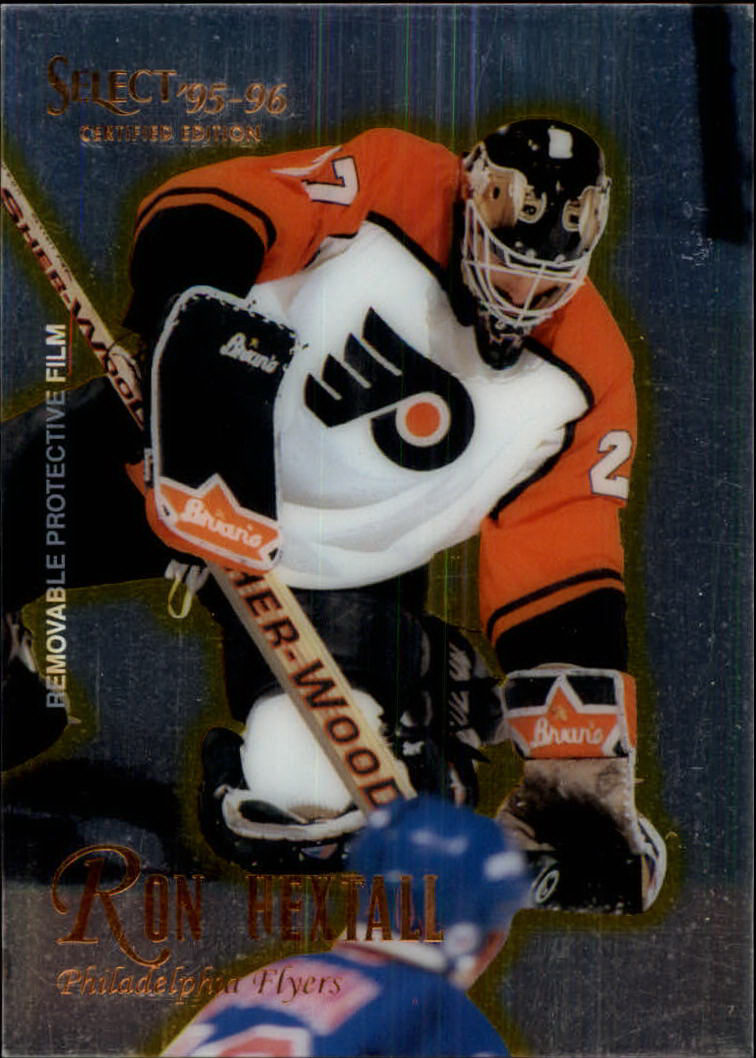 1995-96 Select Certified #78 Ron Hextall
