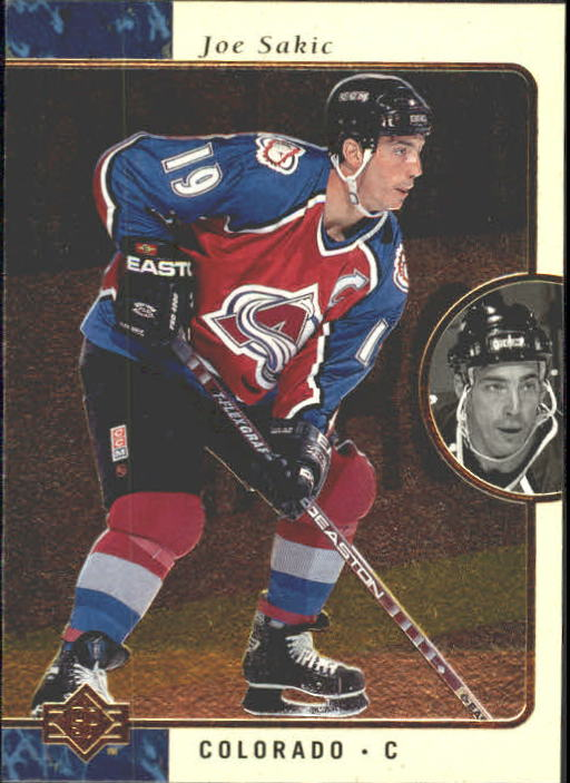 1995-96 SP #31 Joe Sakic