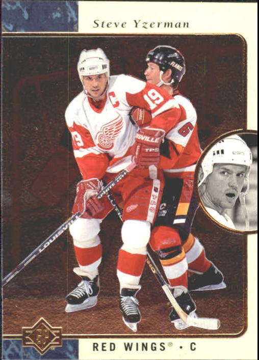 1995-96 SP #46 Steve Yzerman
