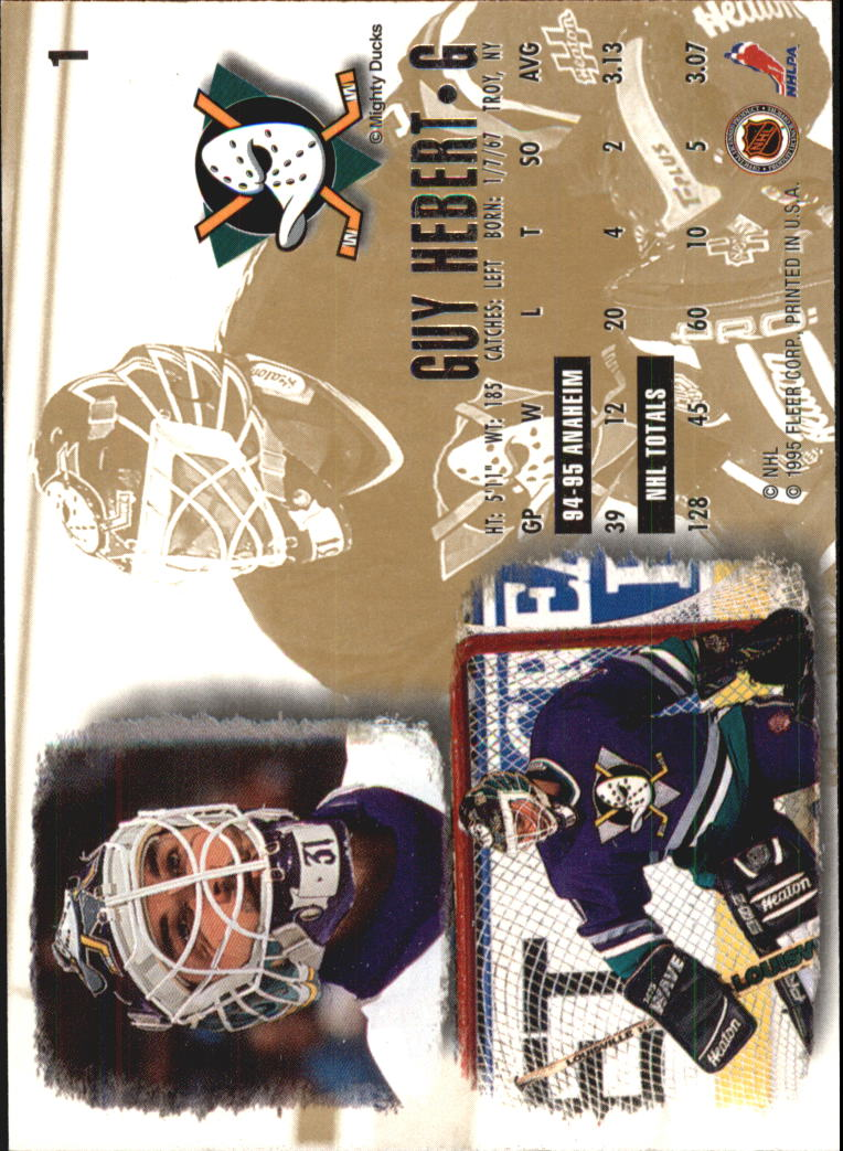 1995-96-Ultra-Hockey-Cards-Pick-From-List miniature 3