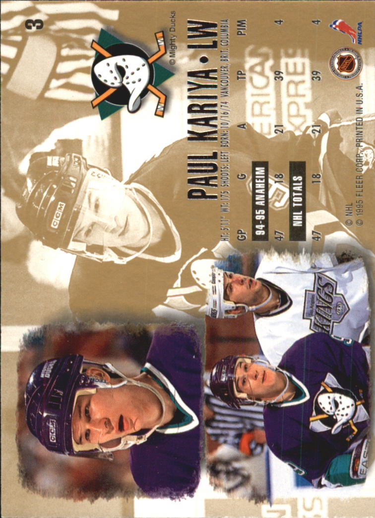1995-96-Ultra-Hockey-Cards-Pick-From-List miniature 5