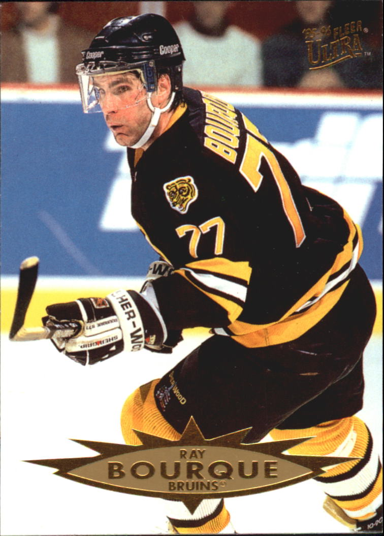 1995-96 Ultra #8 Ray Bourque