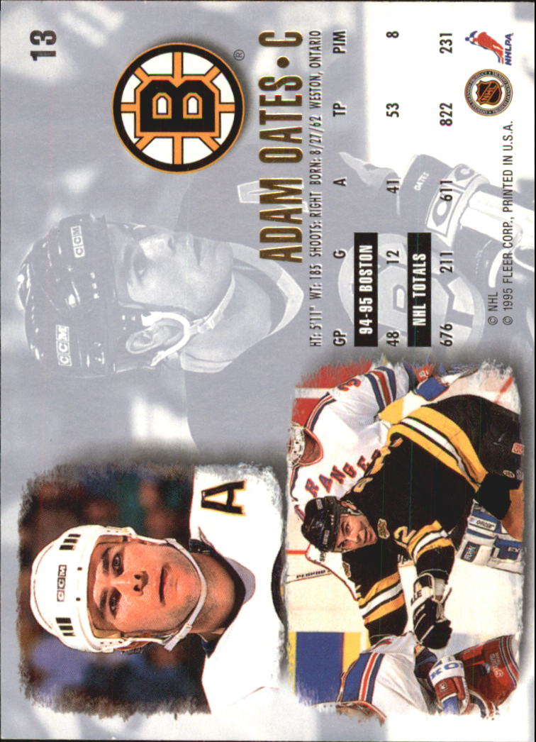1995-96-Ultra-Hockey-Cards-Pick-From-List miniature 15