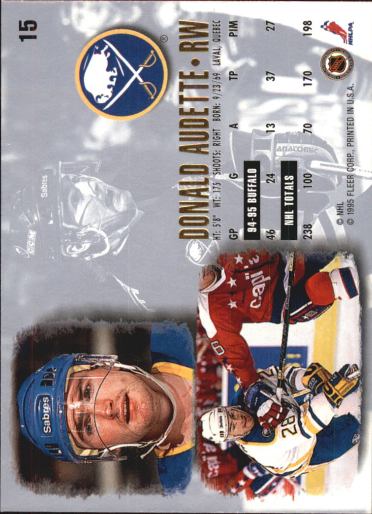 1995-96-Ultra-Hockey-Cards-Pick-From-List miniature 19