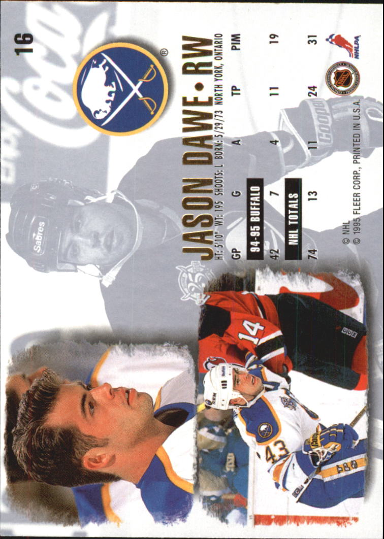 1995-96-Ultra-Hockey-Cards-Pick-From-List miniature 21