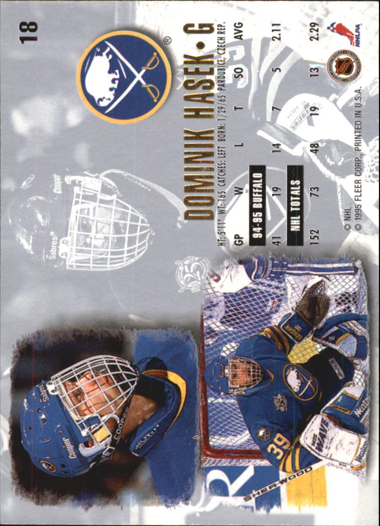 1995-96-Ultra-Hockey-Cards-Pick-From-List miniature 25