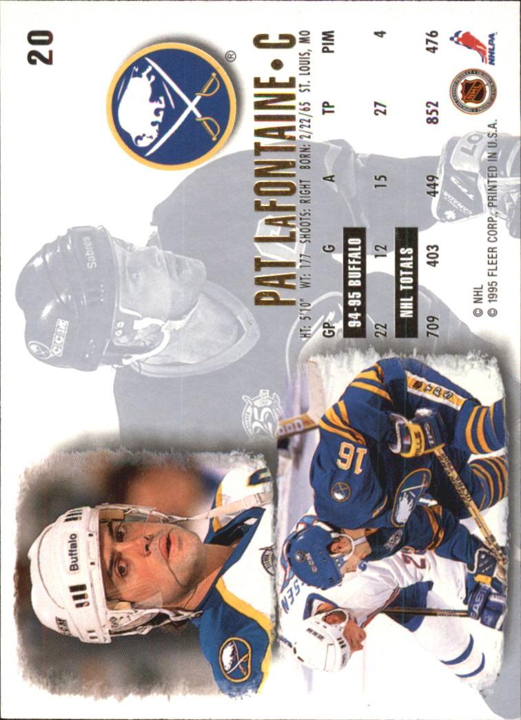 1995-96-Ultra-Hockey-Cards-Pick-From-List miniature 29