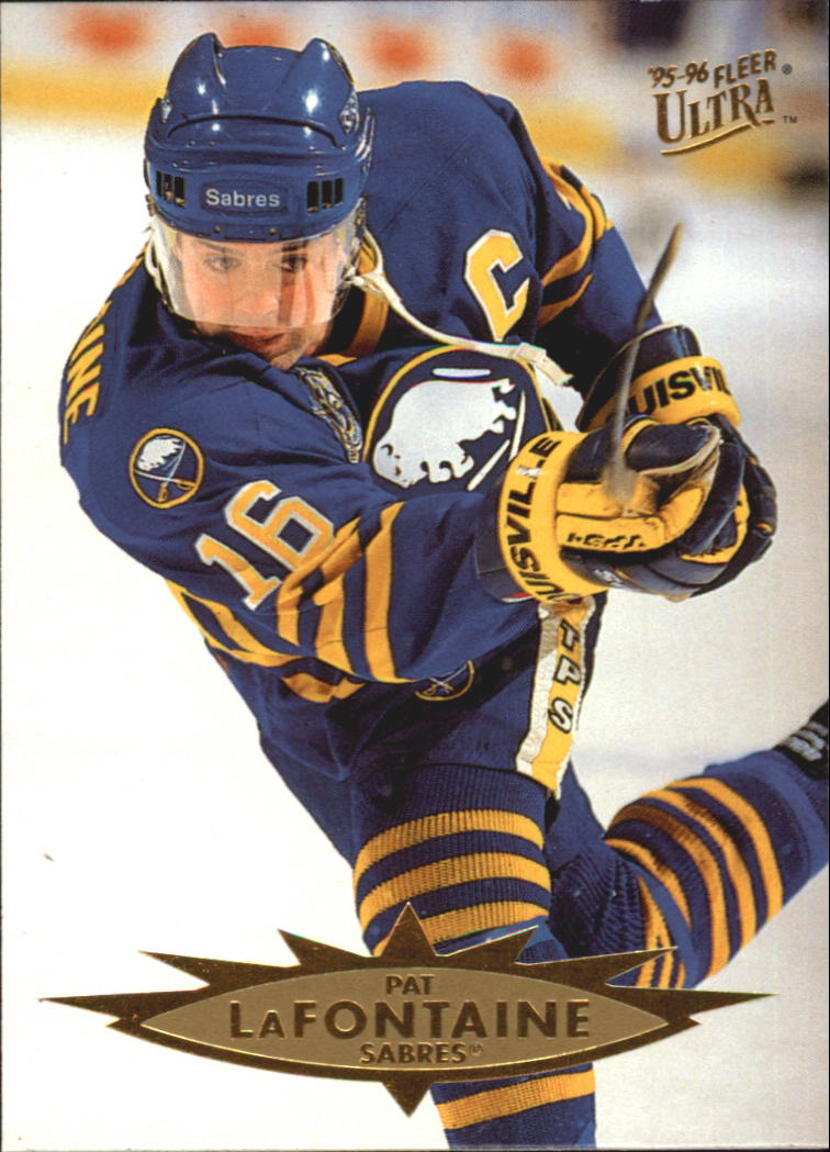 1995-96 Ultra #20 Pat Lafontaine