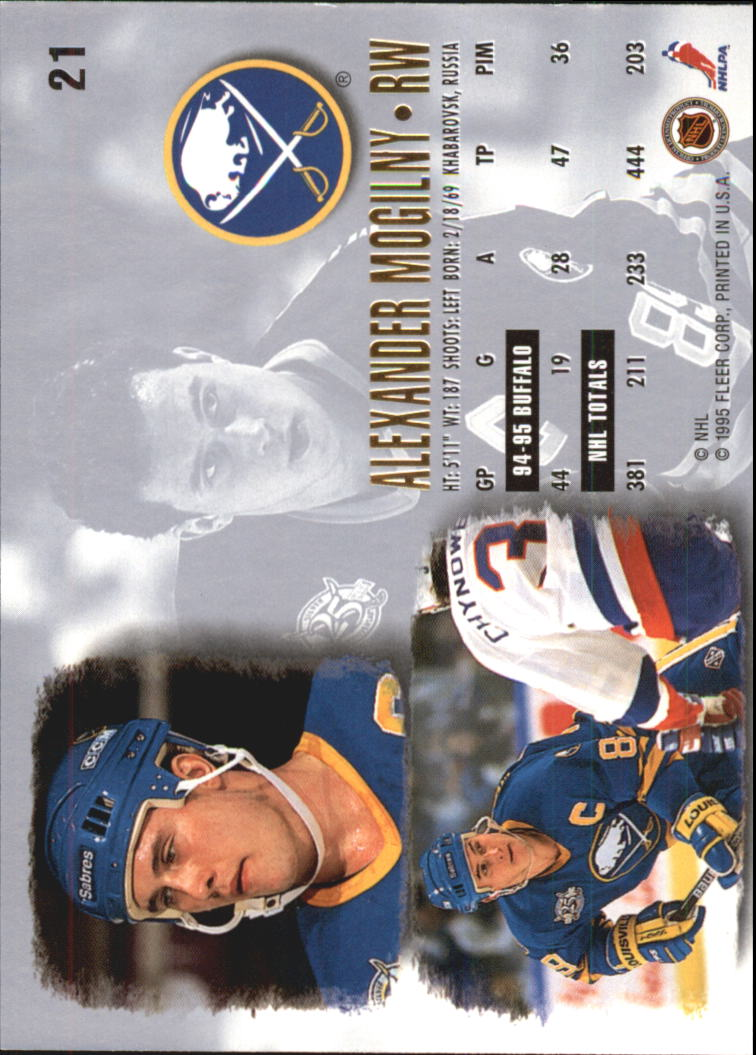 1995-96-Ultra-Hockey-Cards-Pick-From-List miniature 31