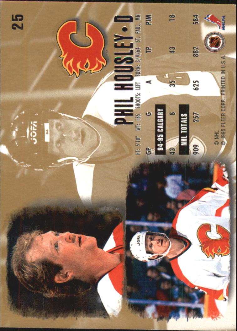 1995-96-Ultra-Hockey-Cards-Pick-From-List miniature 39