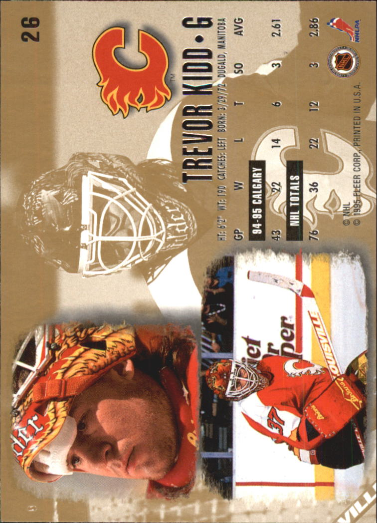 1995-96-Ultra-Hockey-Cards-Pick-From-List miniature 41