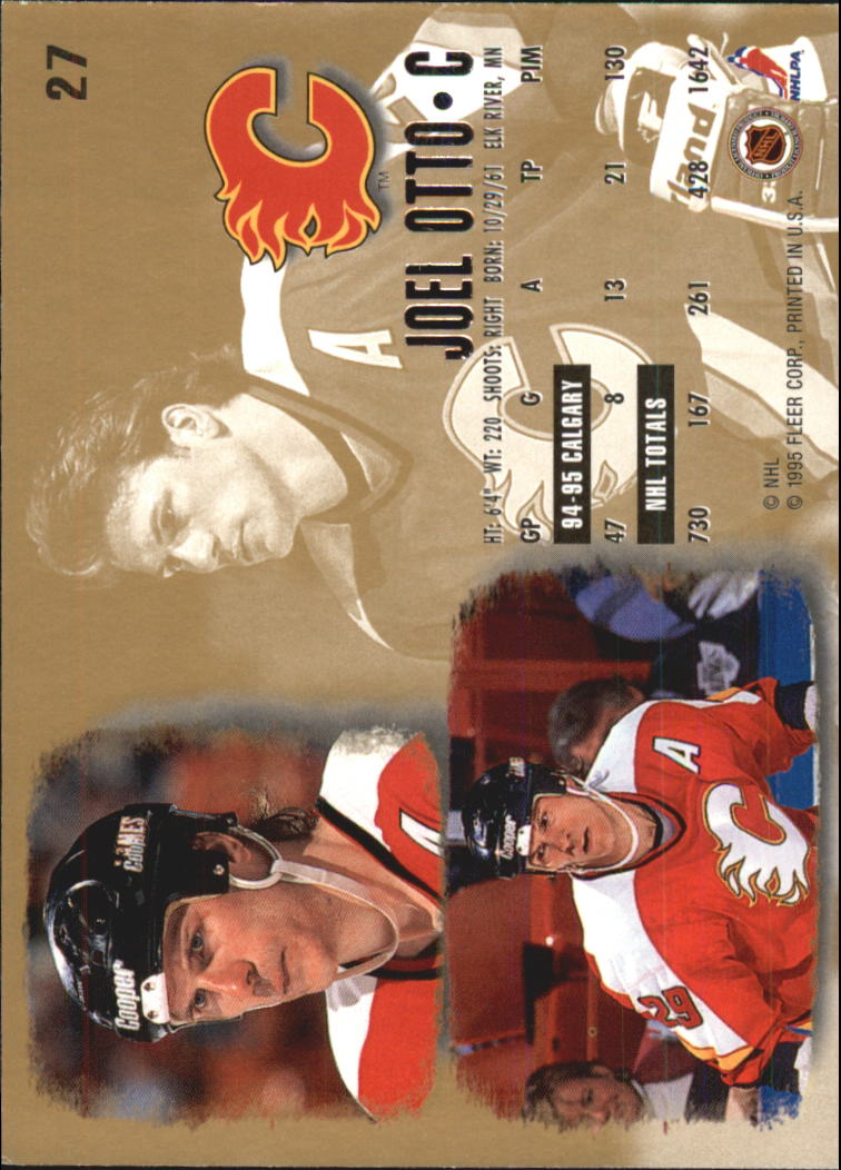 1995-96-Ultra-Hockey-Cards-Pick-From-List miniature 43