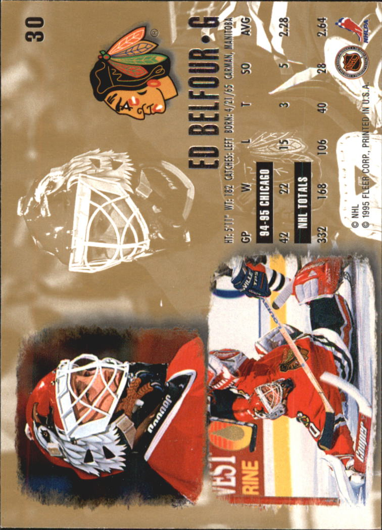 1995-96-Ultra-Hockey-Cards-Pick-From-List miniature 49