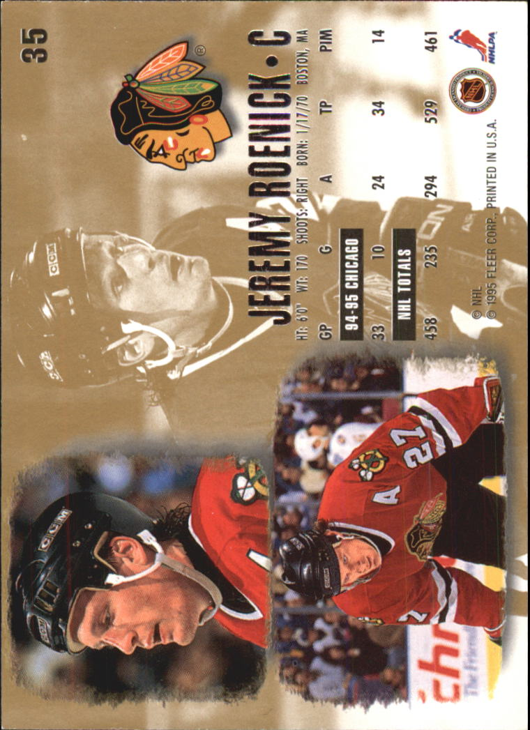 1995-96-Ultra-Hockey-Cards-Pick-From-List miniature 59