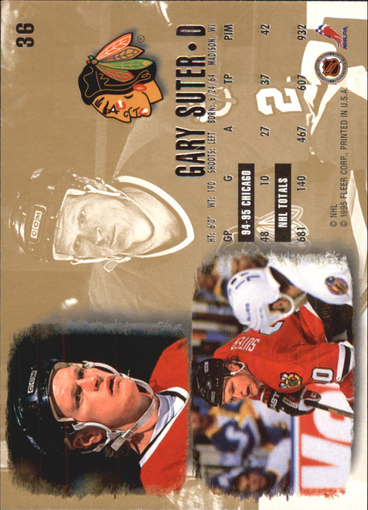 1995-96-Ultra-Hockey-Cards-Pick-From-List miniature 61