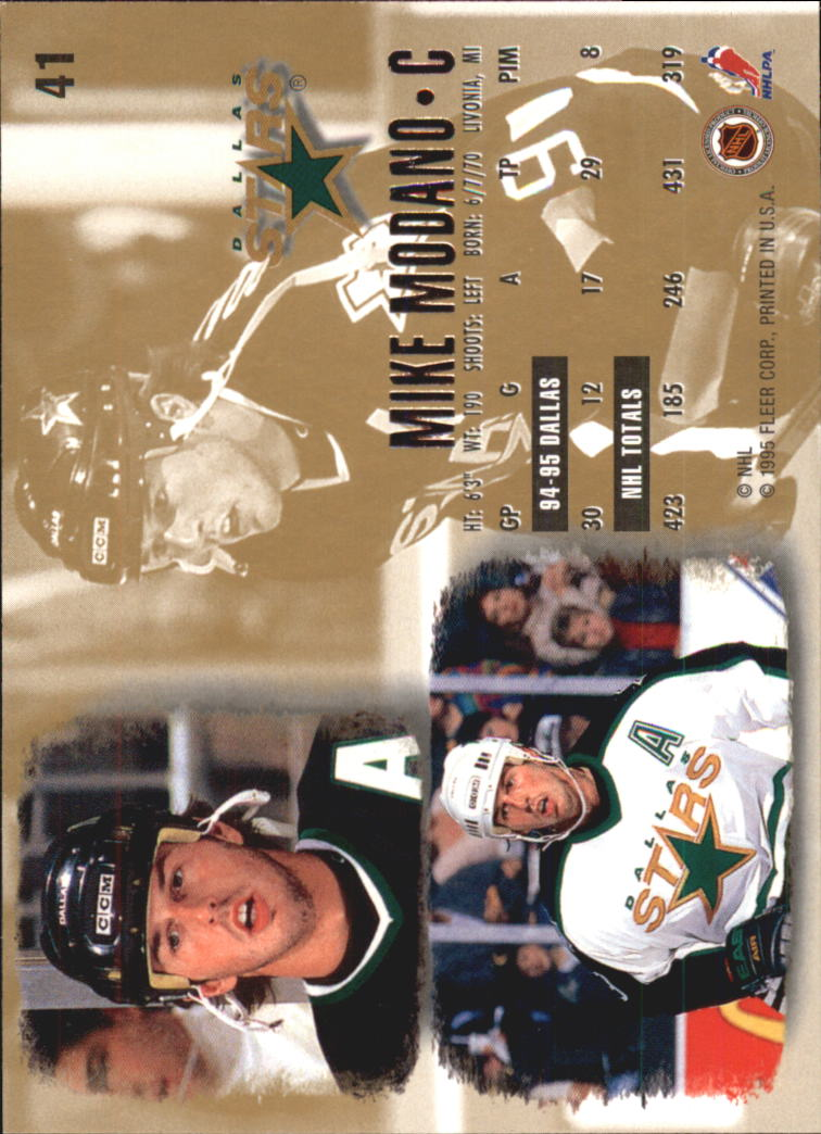 1995-96-Ultra-Hockey-Cards-Pick-From-List miniature 71