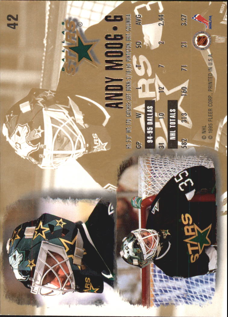 1995-96-Ultra-Hockey-Cards-Pick-From-List miniature 73
