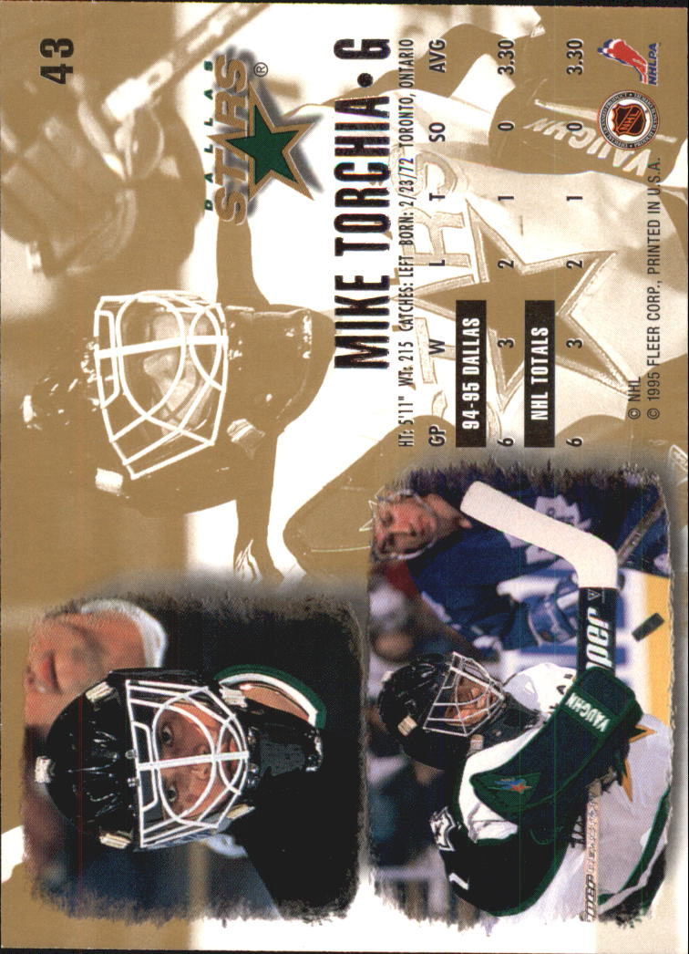 1995-96-Ultra-Hockey-Cards-Pick-From-List miniature 75