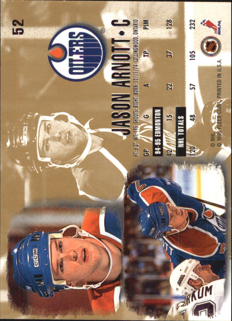 1995-96-Ultra-Hockey-Cards-Pick-From-List miniature 93