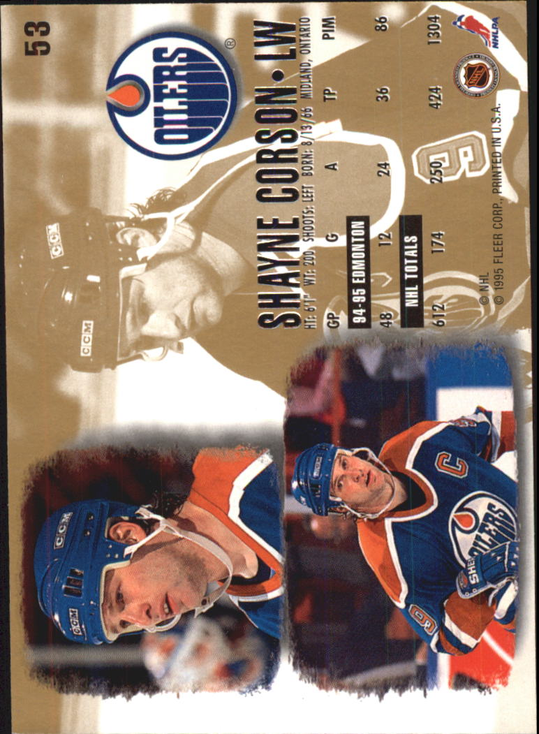 1995-96-Ultra-Hockey-Cards-Pick-From-List miniature 95