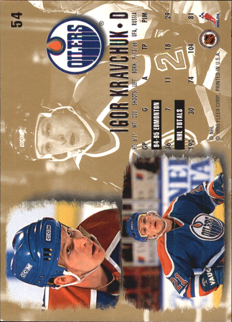 1995-96-Ultra-Hockey-Cards-Pick-From-List miniature 97