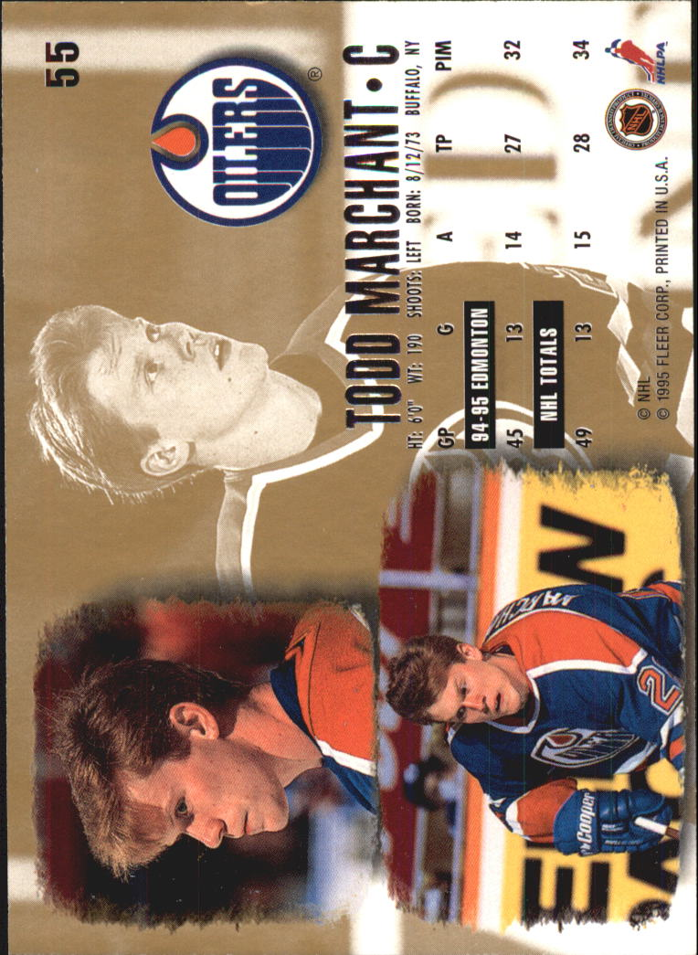 1995-96-Ultra-Hockey-Cards-Pick-From-List miniature 99