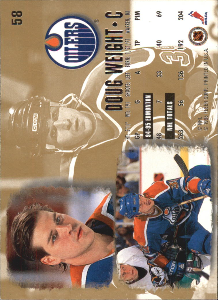 1995-96-Ultra-Hockey-Cards-Pick-From-List miniature 101