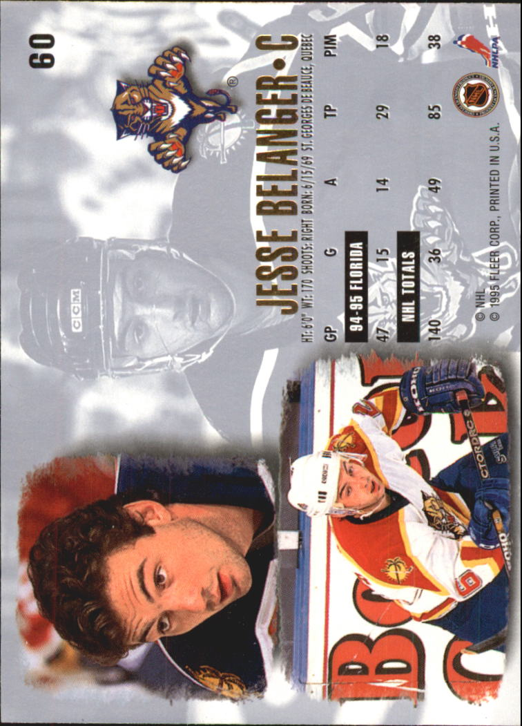 1995-96-Ultra-Hockey-Cards-Pick-From-List miniature 105