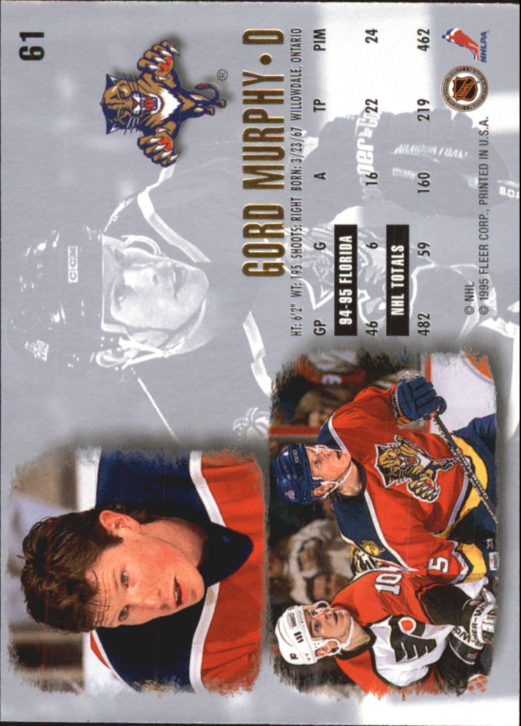 1995-96-Ultra-Hockey-Cards-Pick-From-List miniature 107