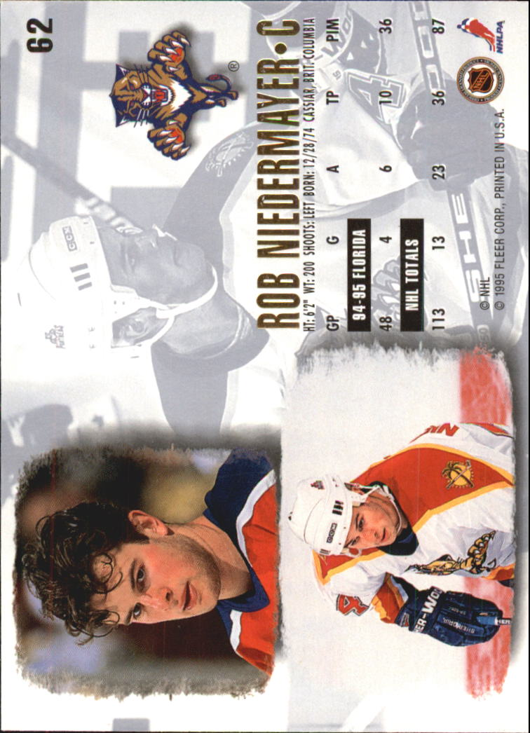 1995-96-Ultra-Hockey-Cards-Pick-From-List miniature 109