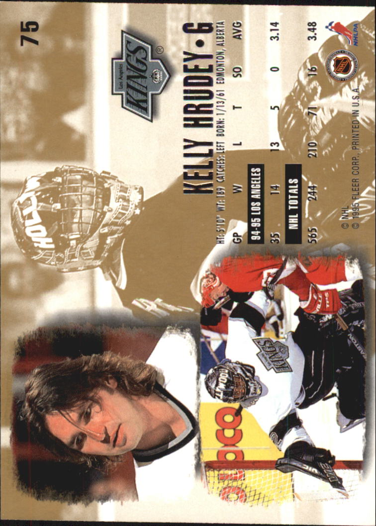 1995-96-Ultra-Hockey-Cards-Pick-From-List miniature 133