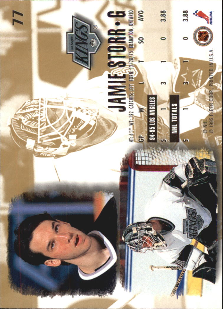 1995-96-Ultra-Hockey-Cards-Pick-From-List miniature 135