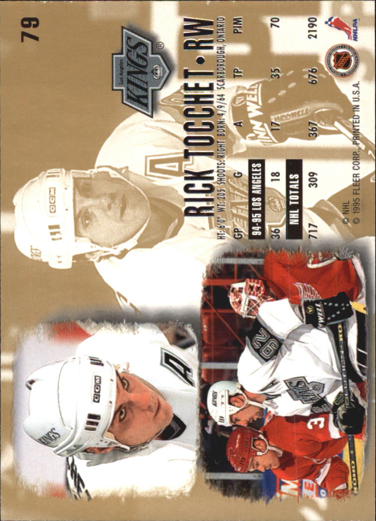 1995-96-Ultra-Hockey-Cards-Pick-From-List miniature 137