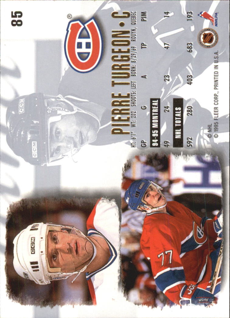 1995-96-Ultra-Hockey-Cards-Pick-From-List miniature 147
